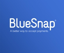 BlueSnap updated