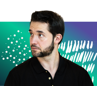 Featured Speaker - Alexis Ohanian