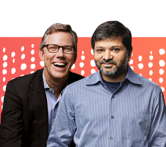 Featured Speaker - Brian & Dharmesh