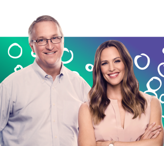 Featured Speaker - Jennifer & John