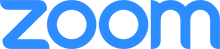 Zoom Blue Logo