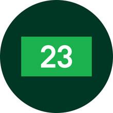 TwentyThree logo