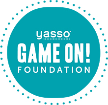 Yasso's game Day at Lawn on D! Logo