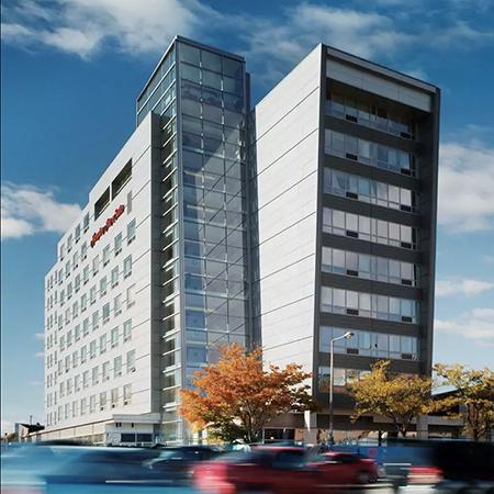Image of Hampton Inn & Suites Boston Crosstown Center
